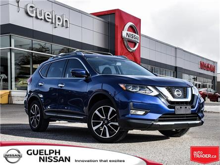 2017 Nissan Rogue  (Stk: N20367A) in Guelph - Image 1 of 25
