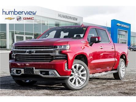 2020 Chevrolet Silverado 1500 High Country (Stk: 20SL075) in Toronto - Image 1 of 21
