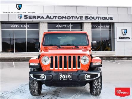 2019 Jeep Wrangler Unlimited Sahara (Stk: SC1001) in Aurora - Image 2 of 27