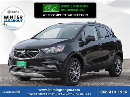 2020 Buick Encore Sport Touring (Stk: 20-155) in Leamington - Image 1 of 30