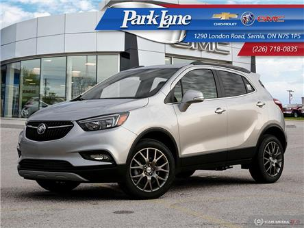 2019 Buick Encore Sport Touring (Stk: 92082) in Sarnia - Image 1 of 27