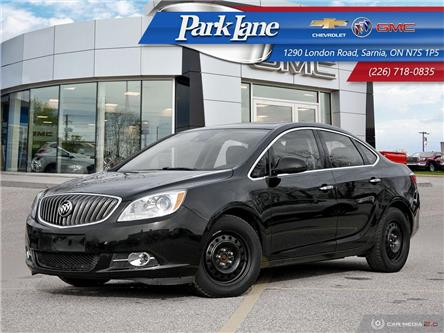 2017 Buick Verano Leather (Stk: 920381) in Sarnia - Image 1 of 27