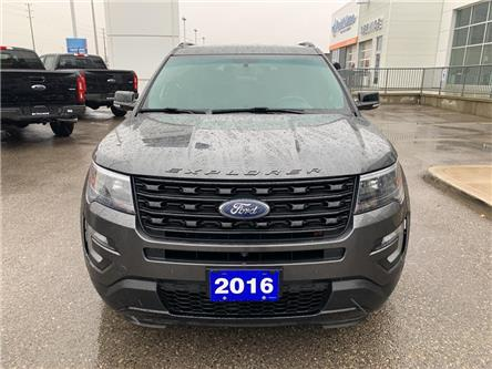 2016 Ford Explorer Sport (Stk: S9862A) in St. Thomas - Image 2 of 29