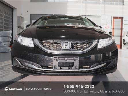 2015 Honda Civic LX (Stk: L900695B) in Edmonton - Image 2 of 19