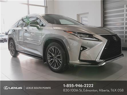 2017 Lexus RX 350 Base (Stk: LL00171A) in Edmonton - Image 1 of 24