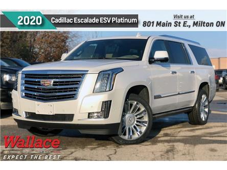 2020 Cadillac Escalade ESV Platinum (Stk: 177398) in Milton - Image 1 of 15