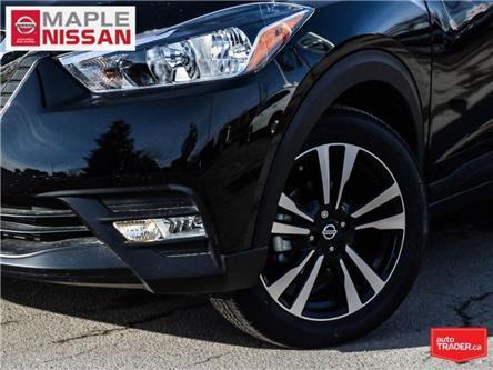 2019 Nissan Kicks SV Apple CarPlay Alloys Backup Camera Heated Seats (Stk: M19K015) in Maple - Image 2 of 22