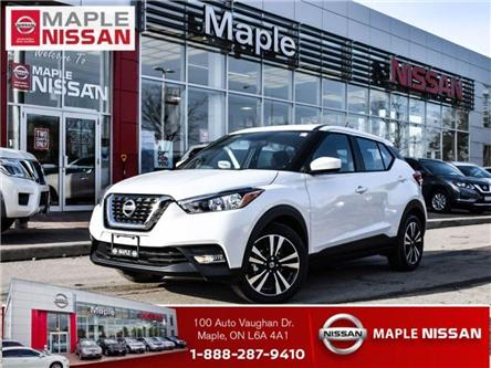 2019 Nissan Kicks SV|Apple CarPlay|Backup Camera|Alloys|Heated Seats (Stk: M19K046) in Maple - Image 1 of 21