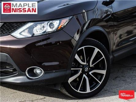 2017 Nissan Qashqai SL AWD|Navi|Leather|Around View Camera|Alloys (Stk: LM448) in Maple - Image 2 of 21