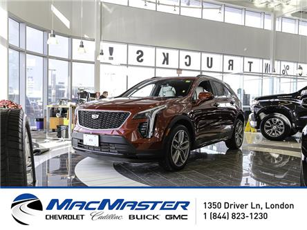 2019 Cadillac XT4 Sport (Stk: 90232) in London - Image 1 of 10