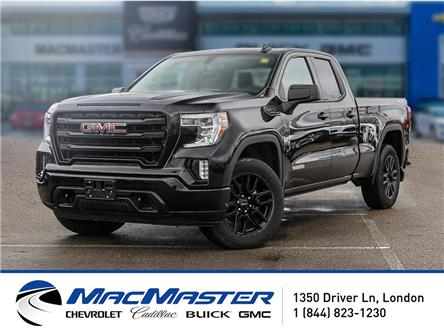 2019 GMC Sierra 1500 Elevation (Stk: 90878) in London - Image 1 of 10