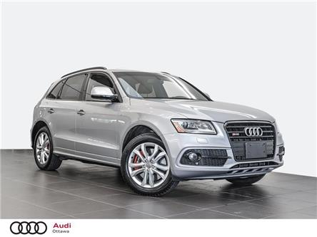 2017 Audi SQ5 3.0T Dynamic Edition (Stk: 53039A) in Ottawa - Image 1 of 18
