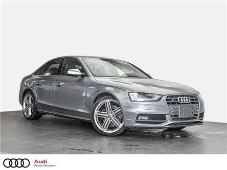 2016 Audi S4 3.0T Progressiv plus (Stk: 92531A) in Nepean - Image 1 of 20