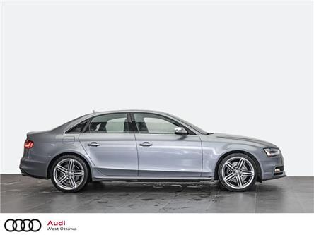 2016 Audi S4 3.0T Progressiv plus (Stk: 92531A) in Nepean - Image 2 of 20