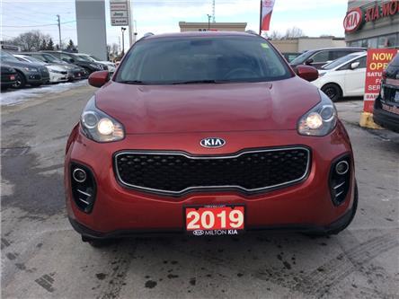 2019 Kia Sportage LX (Stk: P0149) in Milton - Image 2 of 18