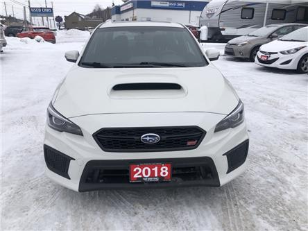 2018 Subaru WRX STI Sport-tech w/Wing (Stk: DF1705) in Sudbury - Image 2 of 21