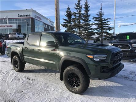 2020 Toyota Tacoma Base (Stk: 200174) in Cochrane - Image 1 of 27