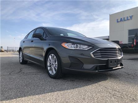 2020 Ford Fusion SE (Stk: FU25833) in Leamington - Image 1 of 5