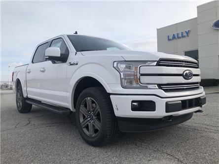 2020 Ford F-150 Lariat (Stk: SFF6474) in Leamington - Image 1 of 5
