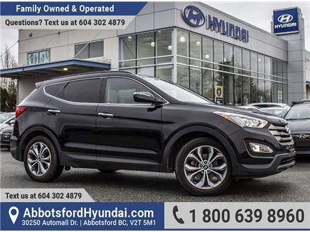 2016 Hyundai Santa Fe Sport 2.0T Limited (Stk: AH8987) in Abbotsford - Image 1 of 29