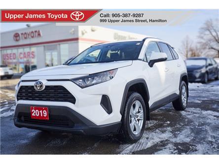 2019 Toyota RAV4 LE (Stk: 84730) in Hamilton - Image 1 of 20