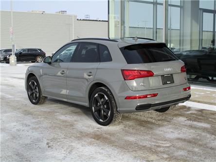 2020 Audi Q5 45 Progressiv (Stk: 200041) in Regina - Image 2 of 25