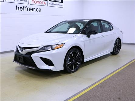 2020 Toyota Camry XSE (Stk: 200454) in Kitchener - Image 1 of 5