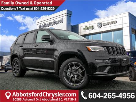 2020 Jeep Grand Cherokee Limited (Stk: L194719) in Abbotsford - Image 1 of 25