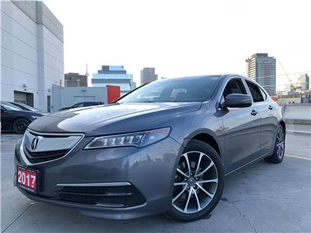2017 Acura TLX Base (Stk: V191091A) in Toronto - Image 1 of 36