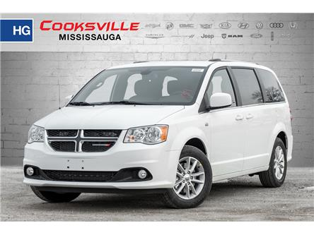 2019 Dodge Grand Caravan CVP/SXT (Stk: KR803612) in Mississauga - Image 1 of 21