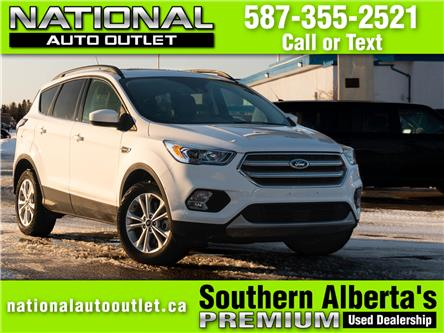 2018 Ford Escape SEL (Stk: N80589) in Lethbridge - Image 1 of 21