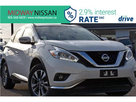 2016 Nissan Murano SV (Stk: U1936) in Whitby - Image 1 of 33