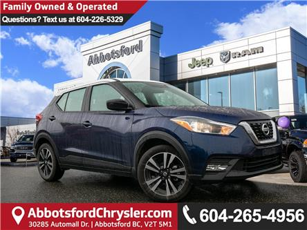 2018 Nissan Kicks SV (Stk: AB0949A) in Abbotsford - Image 1 of 24