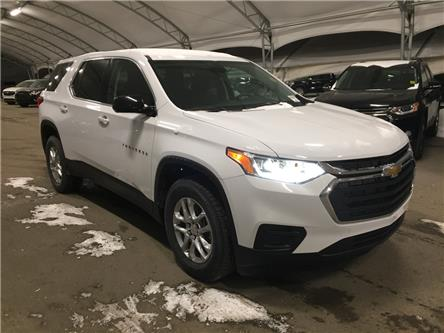 2020 Chevrolet Traverse LS (Stk: 180274) in AIRDRIE - Image 1 of 35
