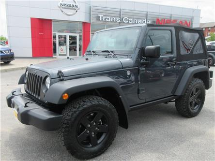 2017 Jeep Wrangler Sport (Stk: 90974A) in Peterborough - Image 1 of 13