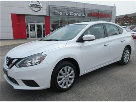 2019 Nissan Sentra 1.8 S (Stk: DRP5237) in Peterborough - Image 1 of 17