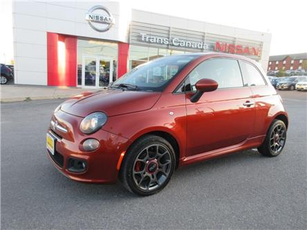 2013 Fiat 500 Sport (Stk: 91117A) in Peterborough - Image 1 of 16