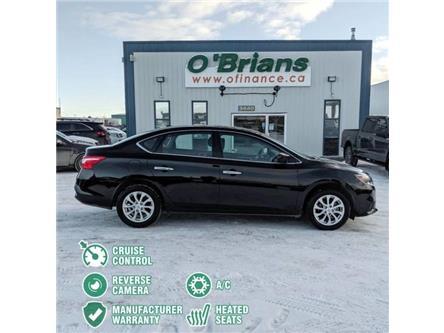 2019 Nissan Sentra 1.8 SV (Stk: 12708A) in Saskatoon - Image 2 of 21