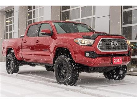 2017 Toyota Tacoma TRD (Stk: 43174AU) in Innisfil - Image 1 of 24