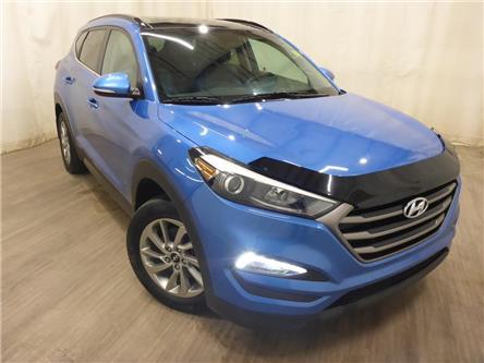 2016 Hyundai Tucson Luxury (Stk: 19121135) in Calgary - Image 1 of 23