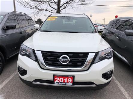 2019 Nissan Pathfinder Platinum (Stk: Y4007) in Burlington - Image 2 of 5