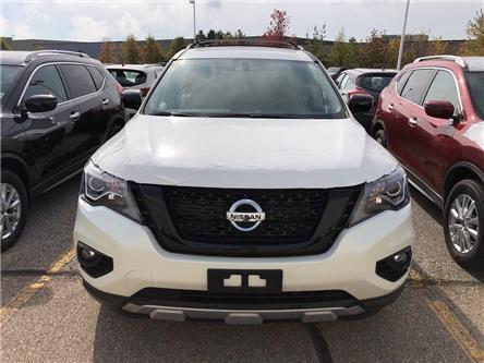 2020 Nissan Pathfinder SL Premium (Stk: Z9000) in Burlington - Image 2 of 5