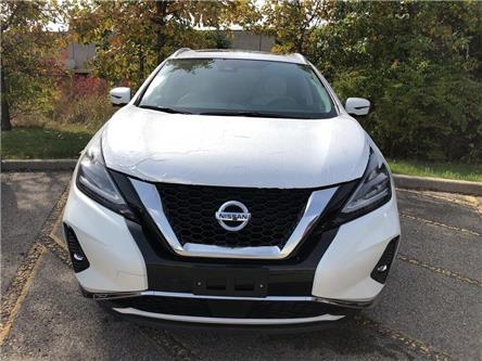 2020 Nissan Murano SL (Stk: Z8603) in Burlington - Image 2 of 5