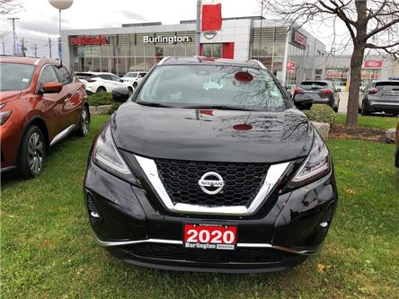 2020 Nissan Murano Platinum (Stk: Z8609) in Burlington - Image 2 of 5