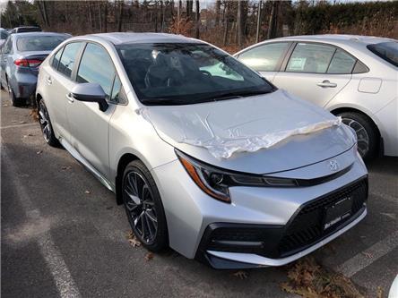 2020 Toyota Corolla SE (Stk: 202128) in Burlington - Image 2 of 5
