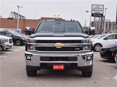 2016 Chevrolet Silverado 2500HD LTZ | DIESEL | LTHR | SUNRF | DVD | NAV | TRLR PKG (Stk: 145588A) in Milton - Image 2 of 30