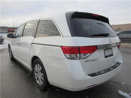 2014 Honda Odyssey 4dr Wgn EX-L w-RES | PUSH START | NAVI | (Stk: 507748T) in Brampton - Image 2 of 28