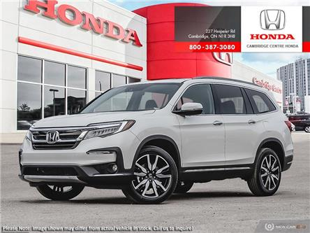 2020 Honda Pilot Touring 8P (Stk: 20581) in Cambridge - Image 1 of 24