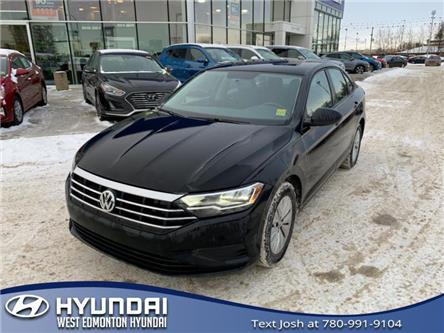 2019 Volkswagen Jetta 1.4 TSI Comfortline (Stk: E4798) in Edmonton - Image 2 of 21