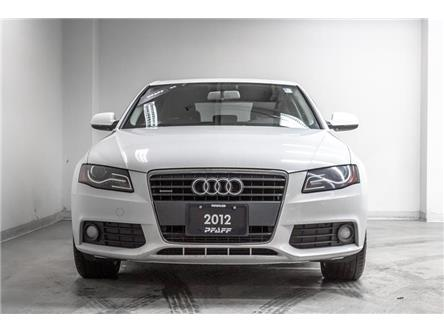 2012 Audi A4 2.0T (Stk: A11958AA) in Newmarket - Image 2 of 22